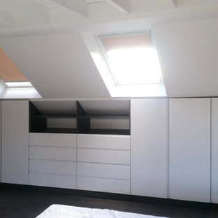 Loft conversion into a Wardrobe for additional storage