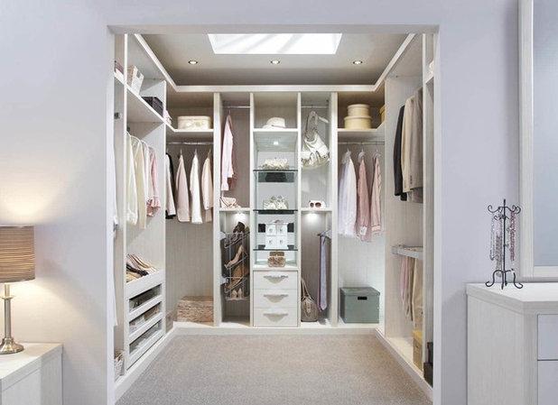 Contemporary Wardrobe by Design Abode