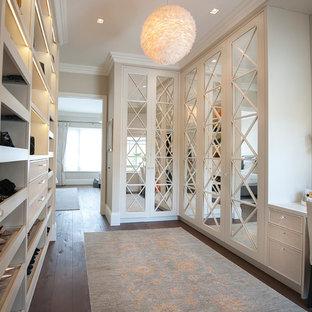 Luxury Walk-in wardrobe