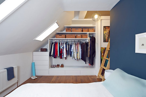 Contemporary Wardrobe by Collective Works