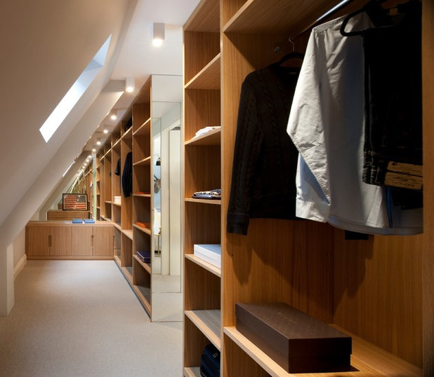 Contemporary Wardrobe by TG-Studio