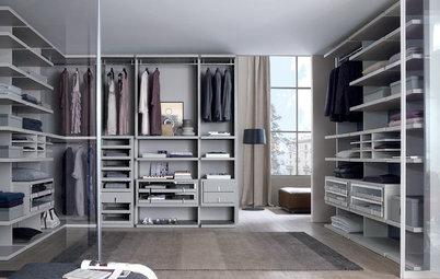 10 Ways to Have an Amazing Walk-in Wardrobe