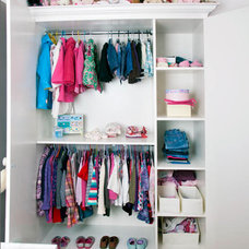 Eclectic Closet by myposhpad