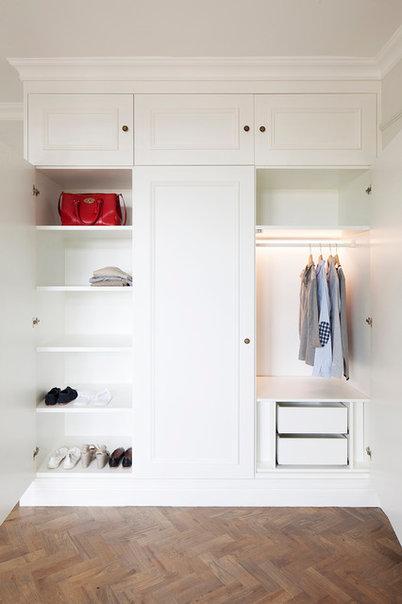 Traditional Closet by Ardesia Design