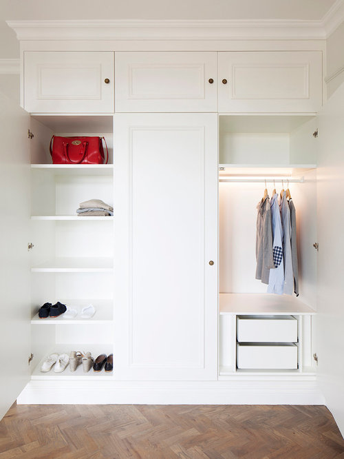 Best built in wardrobe design ideas remodel pictures houzz for Wardrobe interior designs catalogue