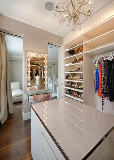 Contemporary Wardrobe by marco joe fazio photography