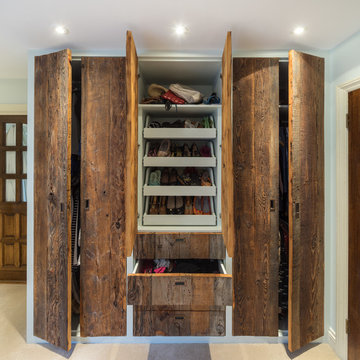 The Coach House - Bespoke Barn Wood Wardrobes
