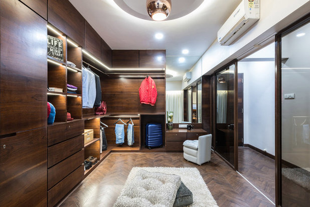 Contemporary Wardrobe by The Design House Company
