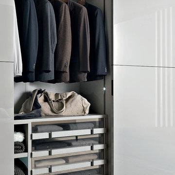 THICK - Sliding door wardrobe
