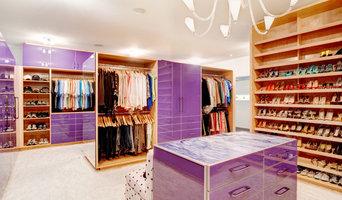 Walk In wardrobes by Capital
