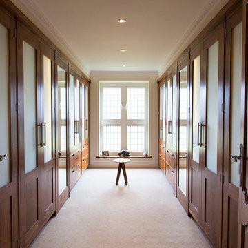 Walnut Dressing Room