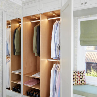 Wardrobes with Window Seat