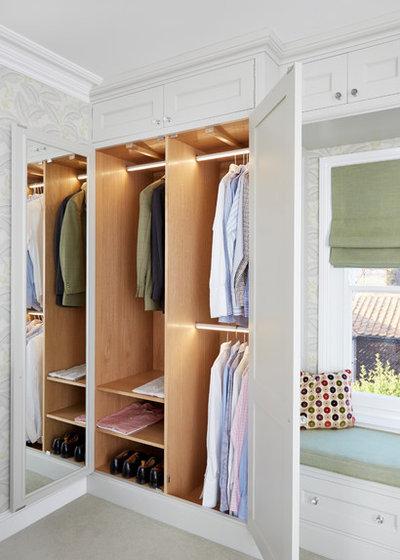 Traditional Wardrobe by Eric Bates & Sons Ltd