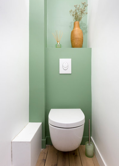 Contemporain Toilettes by Stephane Vasco
