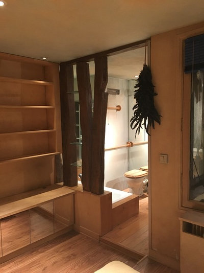Contemporain Toilettes by atelier daaa