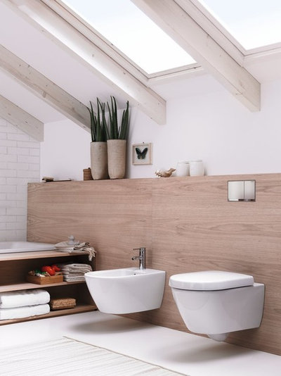 Scandinave Toilettes by GEBERIT