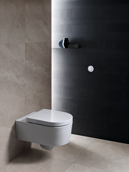 Moderne Toilettes by GEBERIT