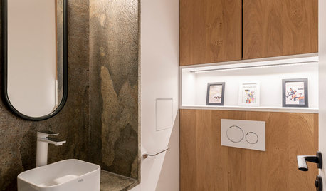 Von Mau zu Wow: 4 Gästetoiletten im Vorher-Nachher-Vergleich