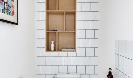 10 astuces de rangement pour les toilettes