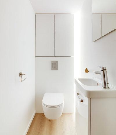 Moderne Toilettes by Lopes Marta - Architecte d'intérieur