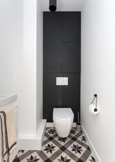 Contemporain Toilettes by Stephane Vasco