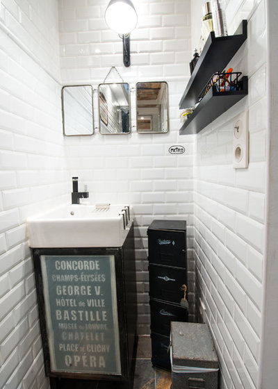 Industriel Toilettes by Aso Concept
