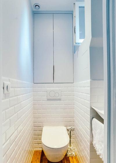 Classique Chic Toilettes by Decor Interieur