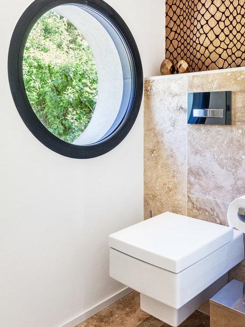 Deco murale wc excellent ides dco pour des petits wc et for Decoration murale wc