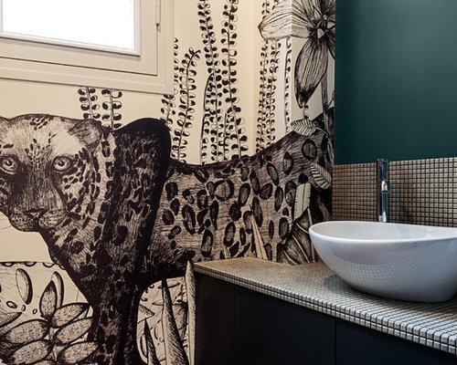 photos et id es d co de wc et toilettes classiques paris. Black Bedroom Furniture Sets. Home Design Ideas