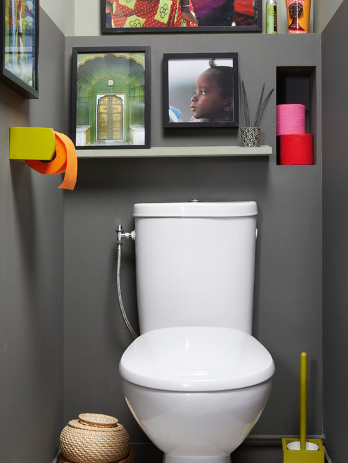 Idee Deco Wc Design. Awesome Deco Wc Design Interesting Extravagant ...