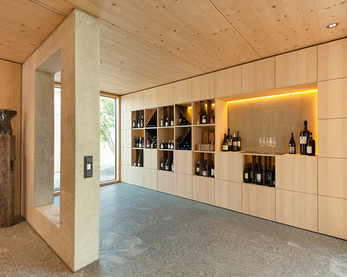 scandinavian wine cellar design ideas remodels photos. Black Bedroom Furniture Sets. Home Design Ideas