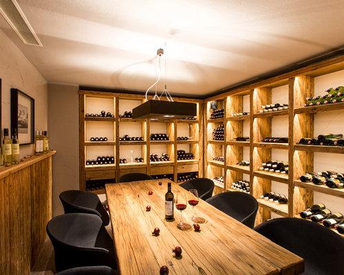 Weinkeller rustikal einrichten bilder ideen for Weinkeller einrichten tipps