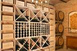 Weinregalsystem VINCASA aus Holz - Harmonie im Gewölbekeller