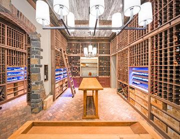 10,000 Bottle Wine Room in Nyack,NY