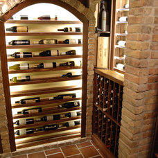 Traditional Wine Cellar by Wellington Wine Cellars, Inc.
