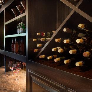 Idéer för lantliga vinkällare