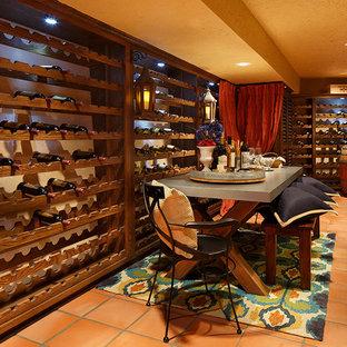 2013 Peninsula Volunteers Decorator Show House-The Global Wine Room
