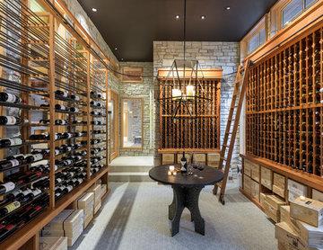 2015 Midwest Home Luxury Home #13 - Bruce Lenzen Design/Build