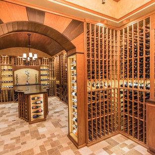 Photo of a classic wine cellar in Atlanta.