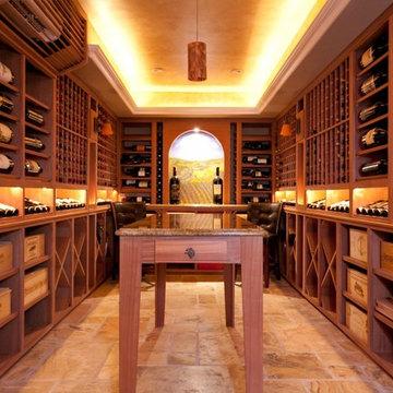 4,000 Bottle Room