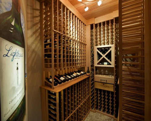 Farmhouse Kansas city Wine Cellar Design Ideas, Remodels u0026 Photos