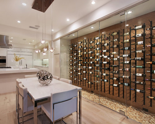 Wine Wall | Houzz