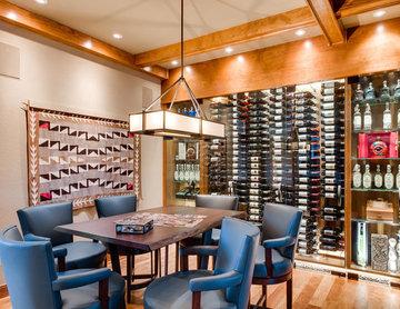 7301 Modern Wine Storage