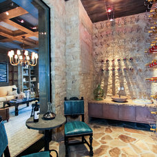 Mediterranean Wine Cellar by Claremont Companies