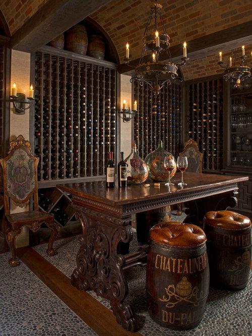 Best Victorian Dallas Wine Cellar Design Ideas u0026 Remodel Pictures  Houzz