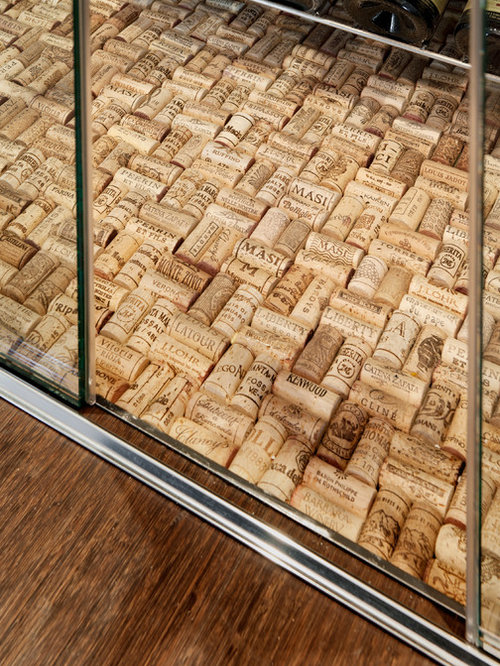 wine cork flooring ideas pictures remodel and decor