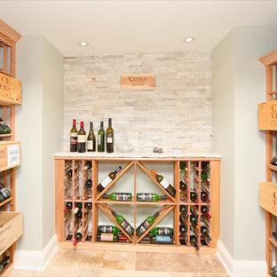 Alabaster Shadowstone Wine Cellar