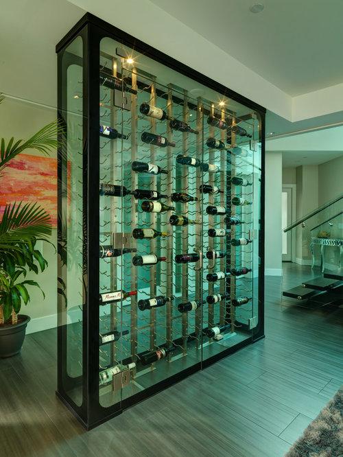 saveemail blue grouse wine cellars box version modern wine cellar