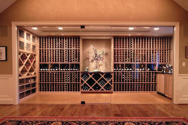 Modern Wine Cellar by Wine Cellar Innovations