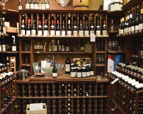 Liquor Storage | Houzz